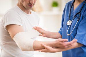 Laceration Injury