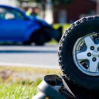 Fault for a Car Accident