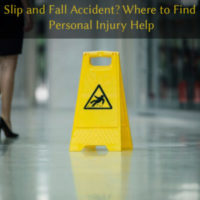 Slip and Fall Accident Cases