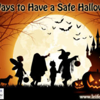 10 Ways to Have a Safe Halloween