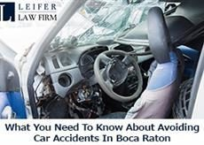Car Accidents in Boca Raton