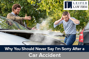 Leifer-Why-You-Should-Never-Say-I'm-Sorry-After-a-Car-Accident-300x200