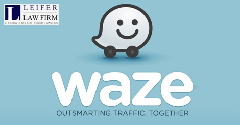 Waze-Driving-App